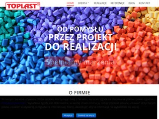 TOPLAST producent form