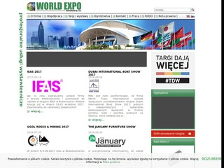 World Expo International Targi i wystawy