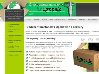 Producent Kartonów