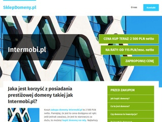Intermobi.pl | WEB MULTIMEDIA