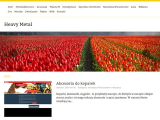 Heavy Metal Blog