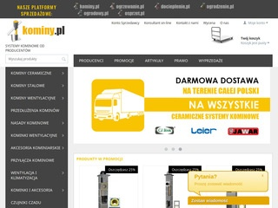 Www.kominy.pl