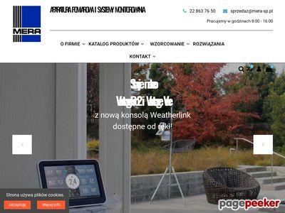 Www.mera-sp.com.pl