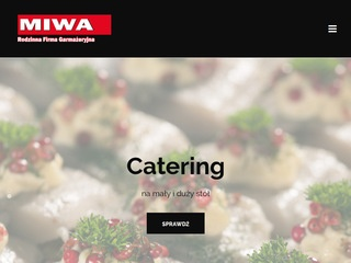 Www.miwa-ryba.pl - catering Wawer