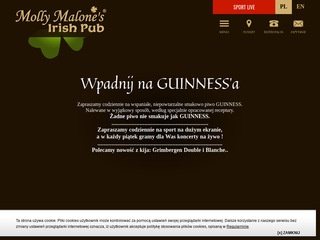 Molly Malone's Irish Pub Warszaw