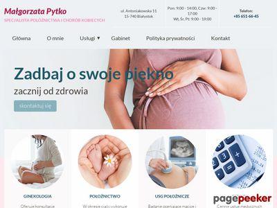 USG ciąży Białystok