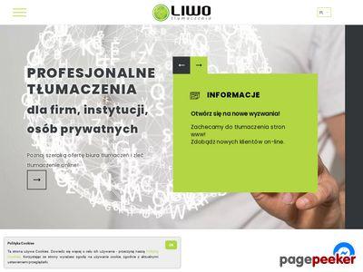 LIWO - Biuro tłumaczeń Katowice