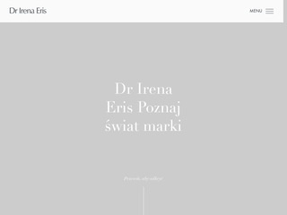 Dr Irena Eris outlet internetowy.