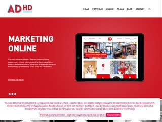 ADHD Interactive – Tworzymy strategie marketingowe.