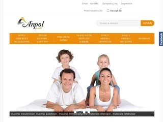 Anpol - meble systemowe