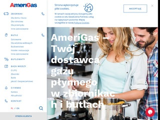 Amerigas.pl - gaz do domu