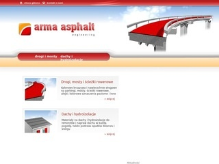 Arma Asphalt Engineering