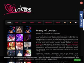 Army Of Lovers - Erotic Show