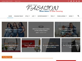AreYouFashion - AreYouFashion