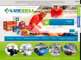 Apteczki LUKSELL Producent i dystrybutor