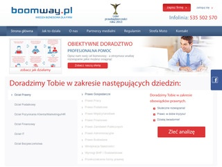 E-mailing marketing - Boomway