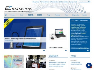 EC Test Systems akustyka