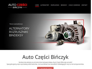 Auto-France Prowit s.c. alternator łódź