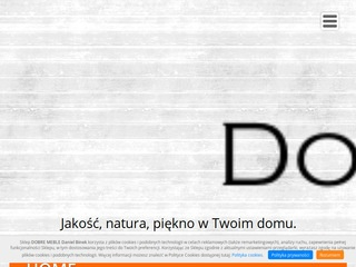 Home - Dobre Meble