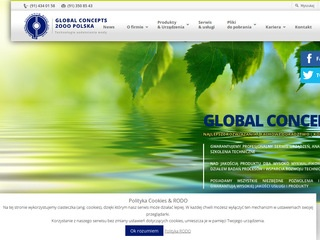 GLOBAL CONCEPTS biocydy