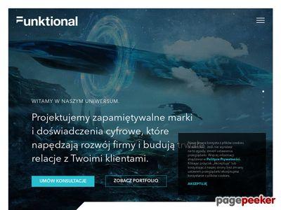 Funktional.pl - agencja reklamowa