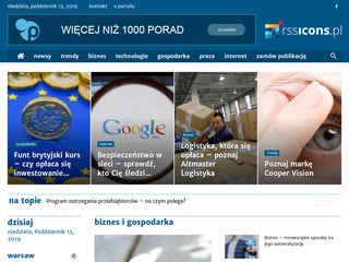 Ikonki RSS, darmowe ikonki RSS, darmowe ikonki, free rssicons.pl