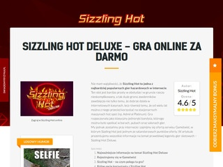 QUASAR GAMING - SIZZLING HOT