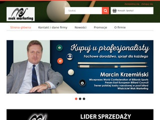 http://sklep.makmarketing.pl | Snooker
