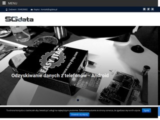 SGdata - outsourcing it Gliwice
