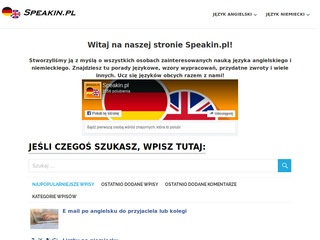 Speakin.pl