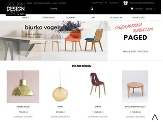 Designerskie meble - polishdesignonly.com