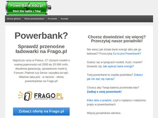 http://PowerBank.edu.pl
