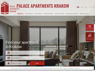 Palace Apartments Krakow