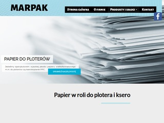 papier do ploterów